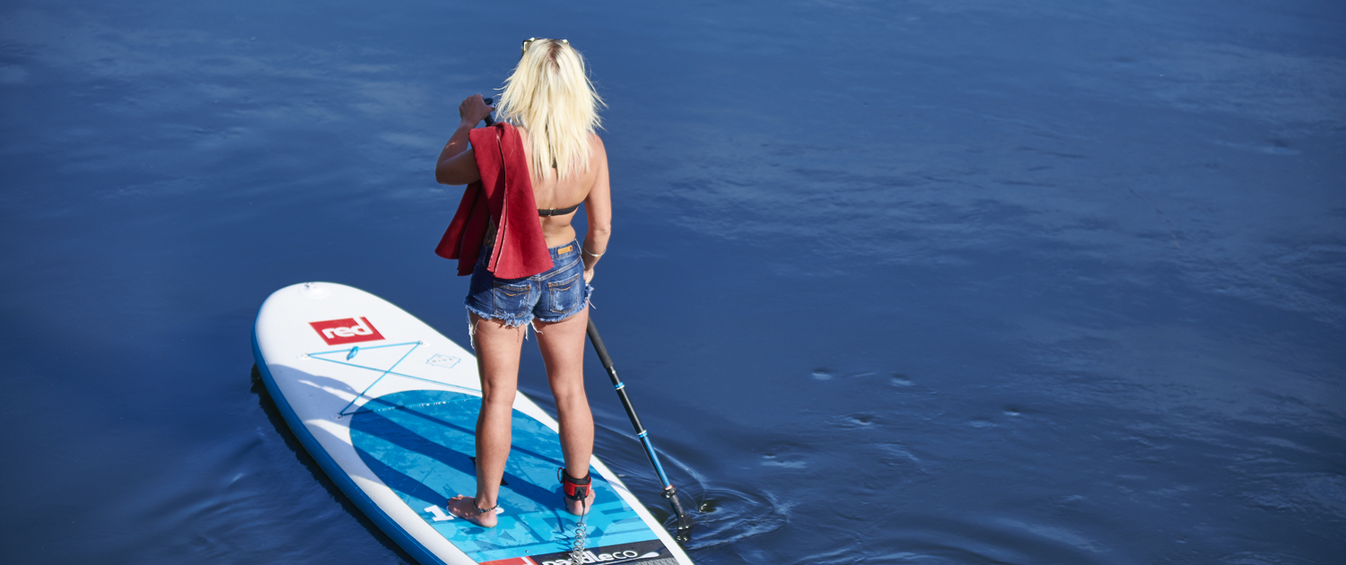 travel towel for paddle boarders
