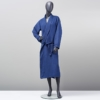 BodyRag blue robe