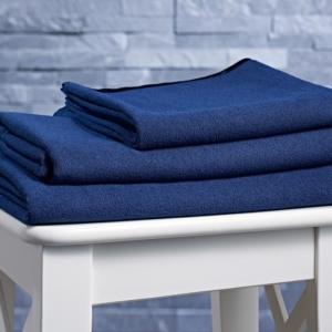 BodyRag blue-towels-stool
