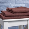 brown-towels-stool