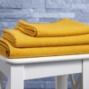 BodyRag mustard towels